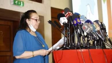 عضو مجلس السيادة الانتقالي الأستاذة رجاء نيكولا عبد المسيح