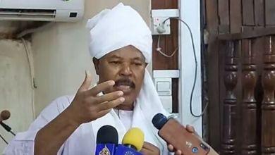 موسي مهدي إسحق والي ولاية جنوب دارفور