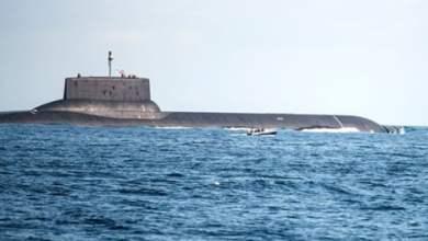 اختفاء غواصة روسية قبالة سواحل فلسطين المحتلة