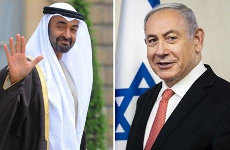 """يديعوت"""": نتنياهو يزور أبوظبي الخميس ويلتقي ابن زايد"""