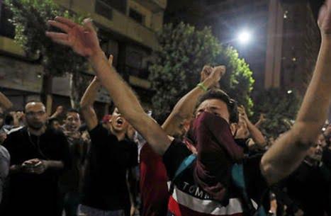 غضب ومظاهرات بمدينة مصرية بعد مقتل شاب على يد الشرطة