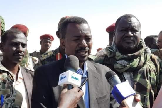 وصول قوات عبد الله يحى نائب رئيس قوى تحرير السودان للخرطوم