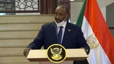 الفريق أول عبد الفتاح البرهان رئيس المجلس السيادي الانتقالي