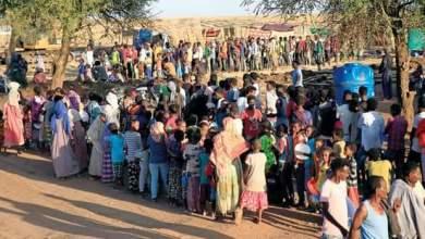 تعرف على عدد اللاجئين الأثيوبيين الذين دخلوا الأراضي السودانية خلال خمسة أشهر