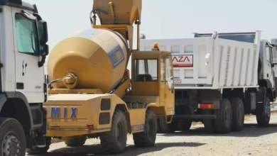معدات من سلاح المهندسين المصري هدية لسلاح المهندسين السوداني