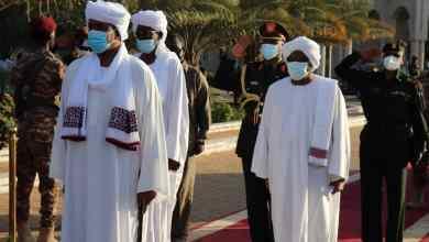 القائد العام للقوات المسلحة يشهد حفل استقبال الضباط الجدد بالقيادة العامة