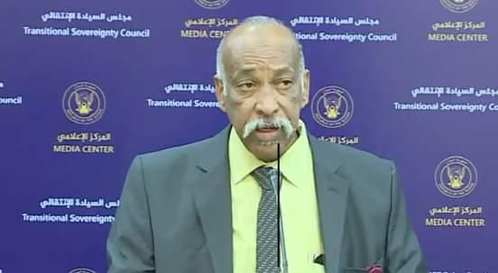 الأستاذ إبراهيم عدلان مدير سلطة الطيران المدني - السودان