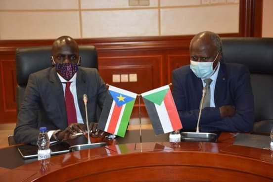 تأكيد التعاون في قطاع النفط بين السودان وجنوب السودان