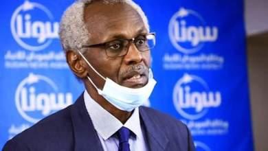 وزير الري والموارد المائية بروفيسور ياسر