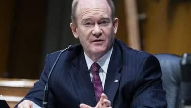 السيناتور كريستوفر كونز عضو لجنة العلاقات الخارجية بمجلس الشيوخ