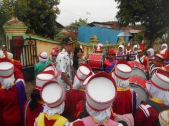 Juara Lomba Marching Band Tingkat SD se Kecamatan Pangkah