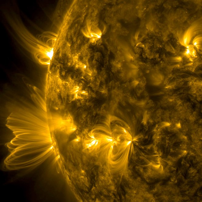Credit: SDO/NASA