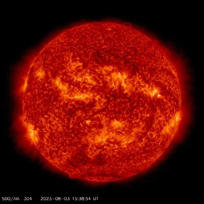Encore: SDO Shows the Sun in a New Light - The Catholic ...