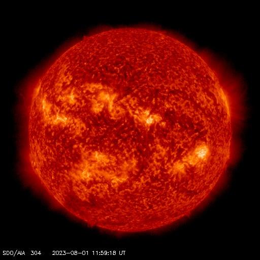 Extreme Ultraviolet - SOHO
