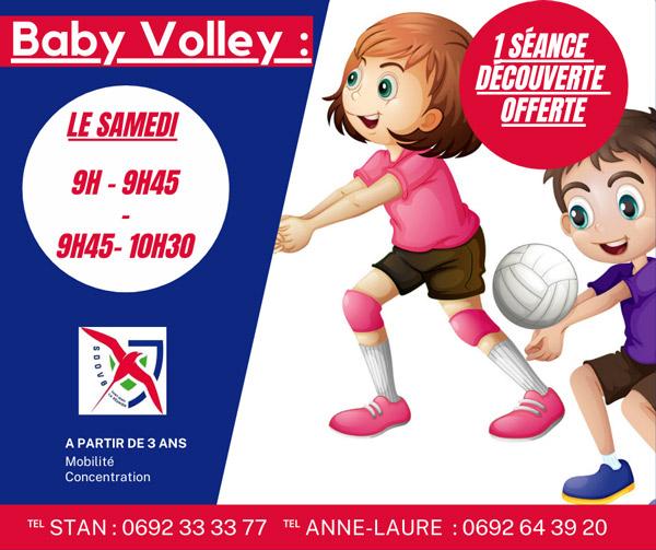 plaquette mini volley