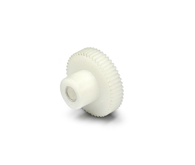 Nonmetallic Metric Spur Gears Module 0 4