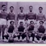 1950-51-52 1º equipo de la S.D. PATRONATO