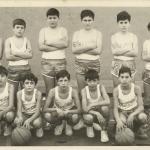 1967-68. Maristas alevín - campeón liga