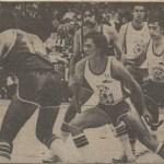 1980-81 PATRO 1ª div B Alexander Aurre y A. Anasagasti