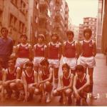 1980-81. Maristas Alevin (b)