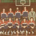 1981-82 XI Torneo Patronato. Loiola