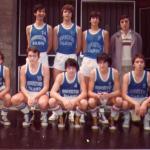 1981-82. PATRO El Salvador juvenil