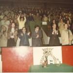 1981 Memorial accidente Ortuella, Palco
