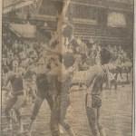1982-83 PATRO 2ªdiv Mikel Rojo  9 enero Gaceta