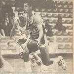 1986-87 PATRO Viland TV 2ª div Deia Mikel Rojo 1987 03 09