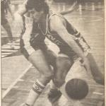 1988-89 PATRO Viland 2ª div. Correo 1989 03 20 Boby Gonzalez