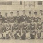 1989-90 PATRO. Maristas Jr Correo 1989 11 12