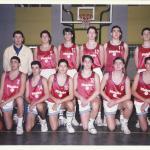 1990-91. PATRO Maristas cadete