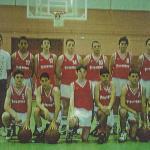 1994-95. Maristas Infantil campeón
