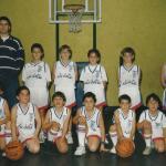 1994-95. Maristas PreMinibasket