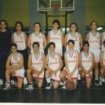 1994-95. Maristas infantil campeón  liga Bizkaia