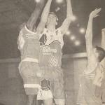 19960211 Correo EBA jugador LARSON. RUSSELL ELLIS