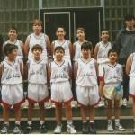 1997-98. Maristas mini