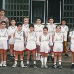1998-99. Maristas El Salvador  mini