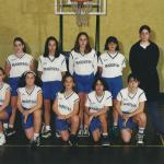 1998-99. Maristas mini fem
