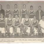 1998-99. PATRO Maristas Cd 1ª 19981231 Deia