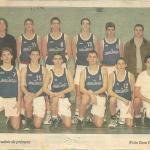 1998-99. PATRO Maristas Cd 1ª 19990121 Deia