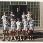 1999-00. Maristas mini A Subcampeón liga y campeón PIN