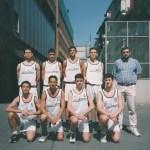 1999-00. PATRO El Salvador Junior