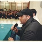 2000 Visita al colegio Fátima Esclavas de Pichardo y Aramisis c