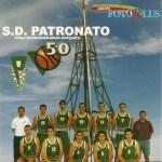 2001-02 PATRONATO EBA tarjeta promoción
