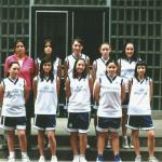 2006-07. PATRO Maristas cad. femenino