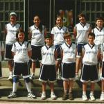 2009-10. Maristas mini mixto subcampeón liga