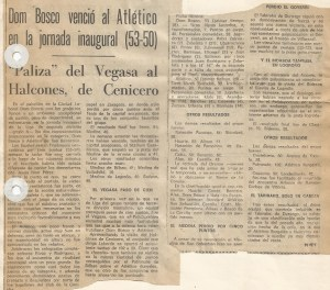 19721023 Hoja del lunes Donostia