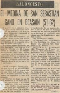 19731022 Hoja del lunes Donostia