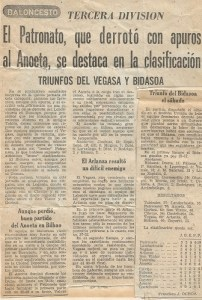 19731107 Diario Vasco